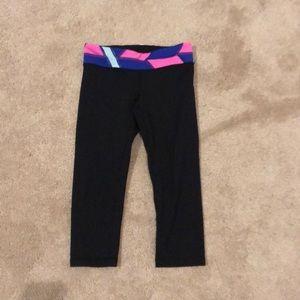 reversible ivivva leggings. size 10
